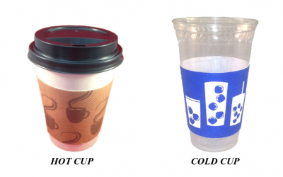 What's the difference between a Hot Cup vs Cold Cup?
