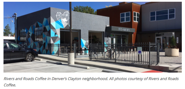 Rivers and Roads Coffee is Growing With the Flow in Denver