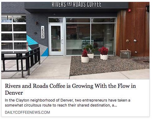Transforming a junk-piled lot into a modern coffee roastery cafe